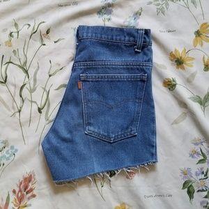 Vintage Levi's shorts